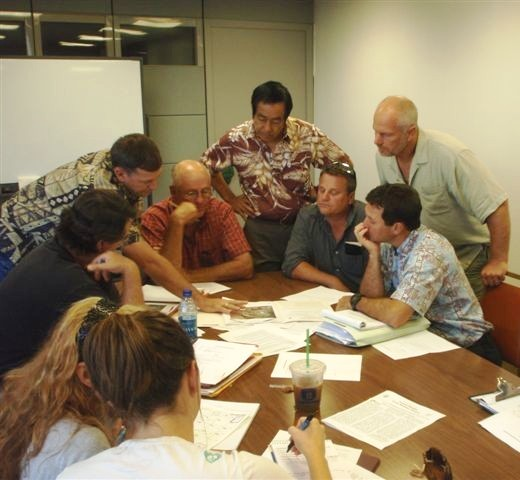 Meeting at O'ahu RC&D