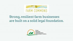 Resilient Farm Business
