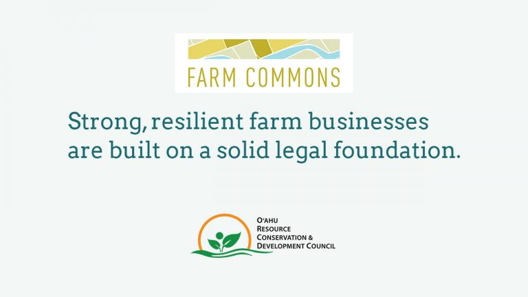 5 Steps to Build Your Farm's Legal Resilience During COVID-19 – Webinar