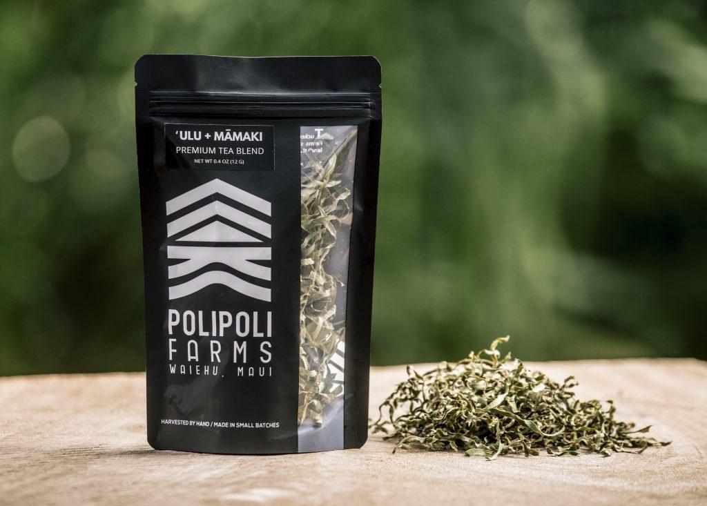 Product image of Ulu Mamaki Herbal Tea from Polipoli Farms